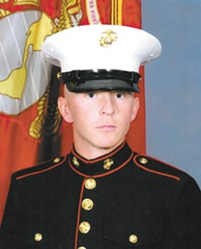 U.S. Marine Sgt. Jacob M. Hess was killed in Afghanistan at age 22.
