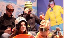 VIDEO: Friday night at the Snowlander Expo