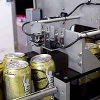 VIDEO: Pilsner 37 canning day at Orlison Brewing Co.
