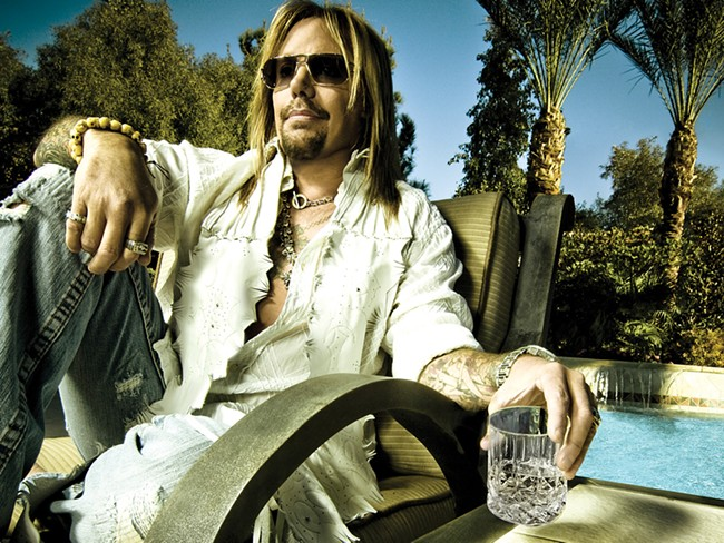 Vince Neil: the greatest frontman ... ever?