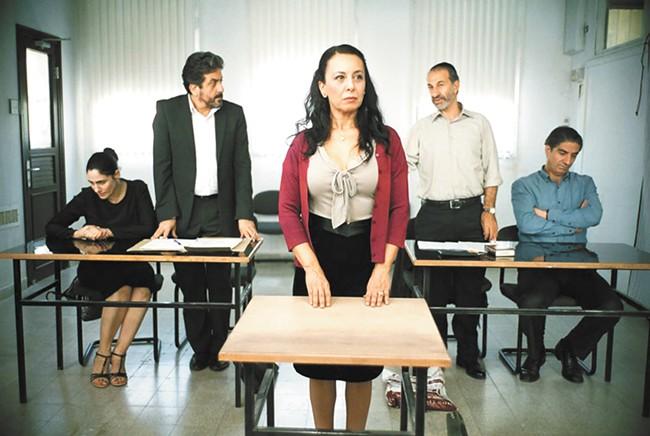 Viviane Amsalem has her day in court.