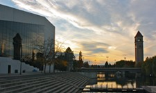 Walking through Spokane's history