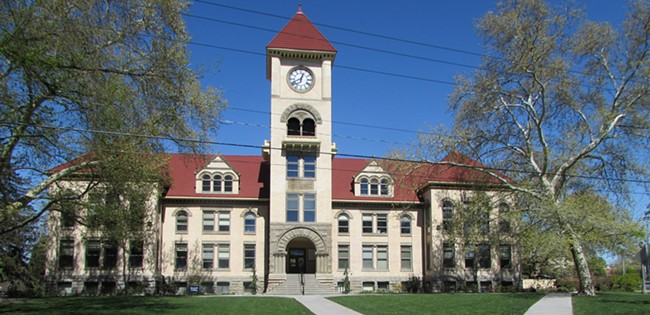Walla Walla's Whitman College is prestigious and selective, but it got that way, partly, by changing its financial aid and admissions policies to reward wealthier students. - DANIEL WALTERS