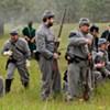 WANDERLUST: Civil War re-enactors in Riverside State Park