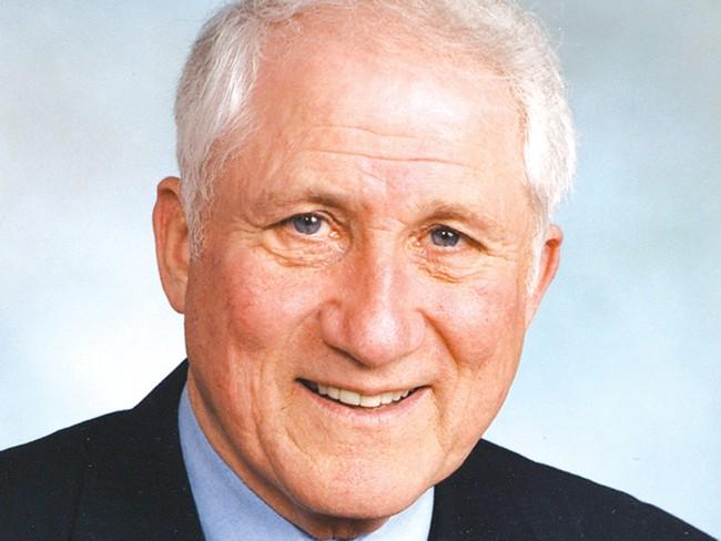 Washington state Rep. John Ahern