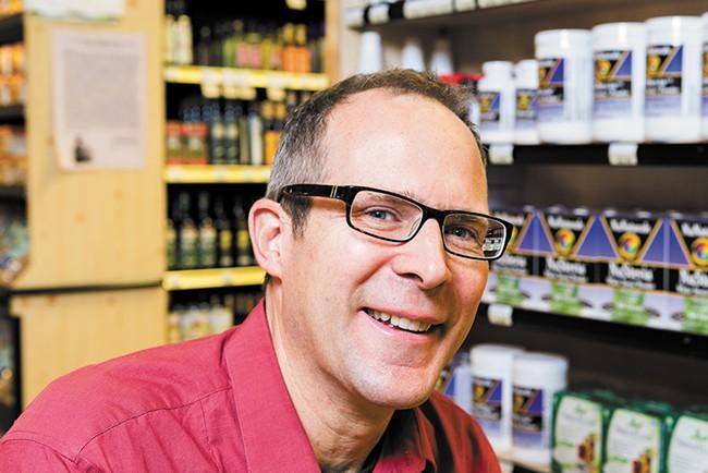 Watch out for empty calories, advises Spokane dietitian Craig Hunt. - STEPHEN SCHLANGE