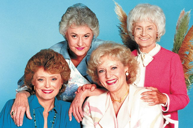 Which Golden Girl are you? Take the quiz!