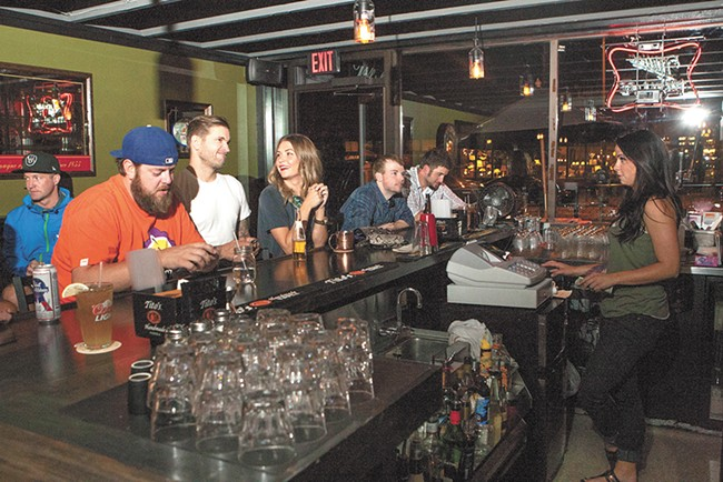 Whisk may be small, but it adds even more vitality to West Main. - MEGHAN KIRK