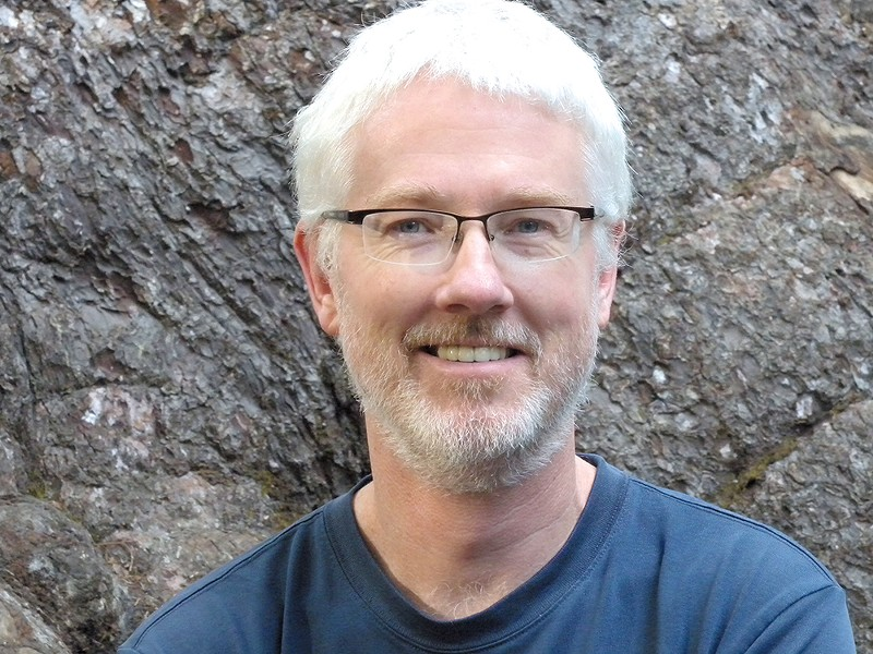 WSU professor Peter Chilson