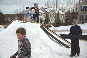 Backyard Terrain Park Habitat Kids Vt Small People