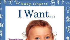 Book Review: <i>I Want ... Teaching Your Baby to Sign</i>