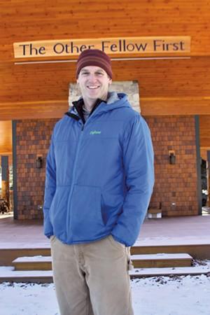 Camp Dudley director Matt Storey - COURTESY OF CAMP DUDLEY