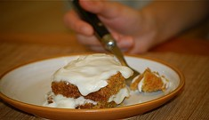 Home Cookin': Carrot Cake With Cream-Cheese Icing