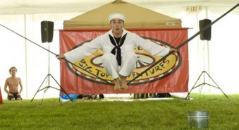 Circuspalooza at Shelburne Museum
