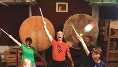 The Art of Taiko Drumming
