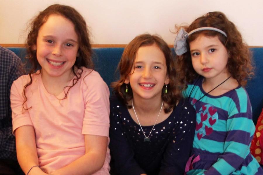 Dahlia, Lola and Kaya
