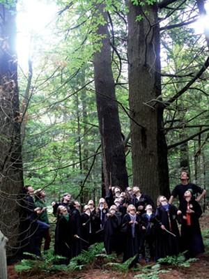 Enchantment Camp in Shelburne