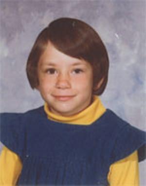 First grader Kate Bilodeau Laddison