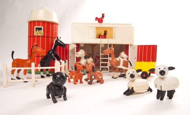 Fisher-Price Family Farm