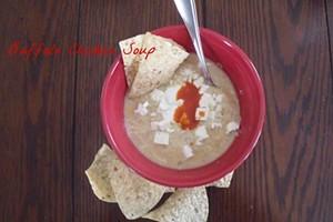 Home Cookin': Buffalo-Chicken Soup
