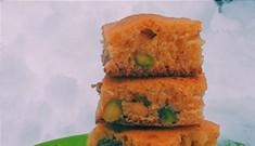Home Cookin': Butterscotch-Pistachio Blondies