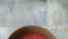 Home Cookin': Watermelon and Tomato Gazpacho