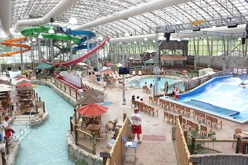 Jay Peaks Pump House Indoor Water Park