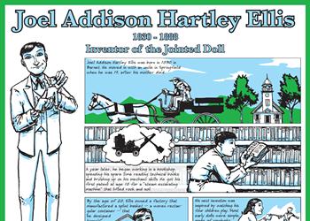 Joel Addison Hartley Ellis (1830-1888)