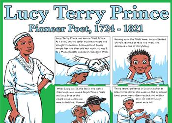 Lucy Terry Prince, Pioneer Poet, 1724-1821