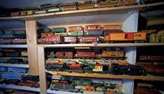 Model-Train Room