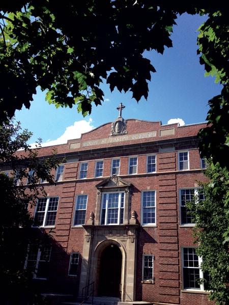 Mount Saint Joseph Academy in Rutland