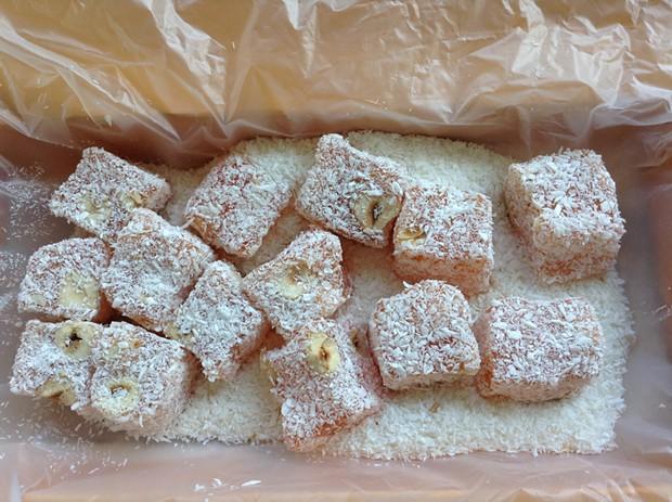 Turkish delight - JESSICA LARA TICKTIN