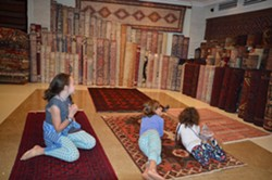 Getting a feel for Turkish rugs - JESSICA LARA TICKTIN