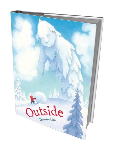 Outside, $16.99 at Phoenix Books