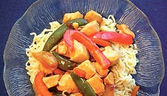 Recipe: Chicken-Veggie Stir-Fry