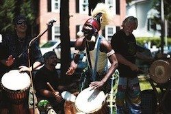 Sayon Camara & Landaya Ensemble, Brown Bag Concert Series