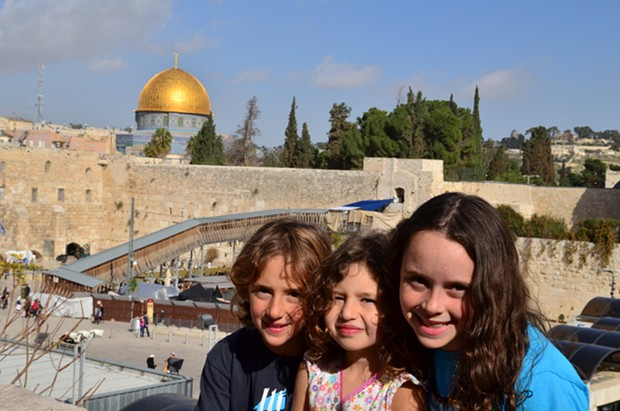 The girls in Jerusalem - JESSICA LARA TICKTIN
