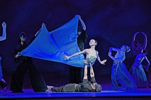 'THE LITTLE MERMAID' FROM SAN FRANCISCO BALLET