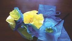 Tissue-Paper Flowers