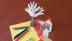 Turkey Hand Puppet