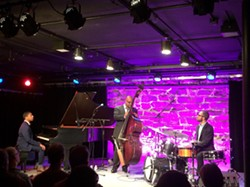 The Christian McBride Trio - JD FOX
