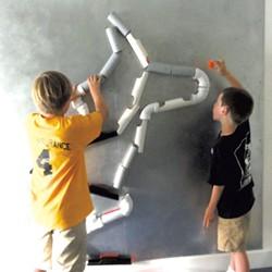 Vermont Day School's Innovation Lab - COURTESY OF VERMONT DAY SCHOOL
