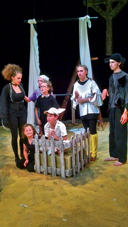 The young cast of Charlotte's Web - JD FOX