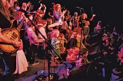 The Kids Are Alright Concert - SAM SIMON