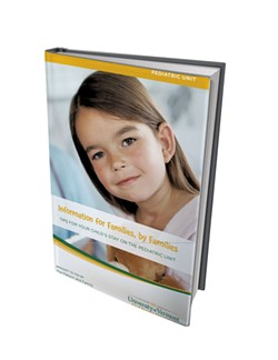 Find the navigation guide at the University of Vermont Children's Hospital this spring