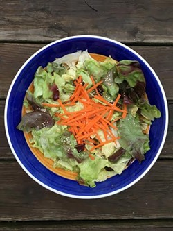 The perfect summer salad - ROBIN BERGER