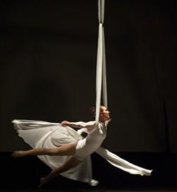 """Flip, Fly, Fun!"" - COURTESY OF SPRUCE PEAK PERFORMING ARTS CENTER"