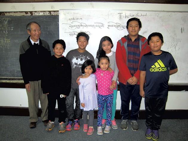 Tibetan Weekend School - KYMELYA SARI