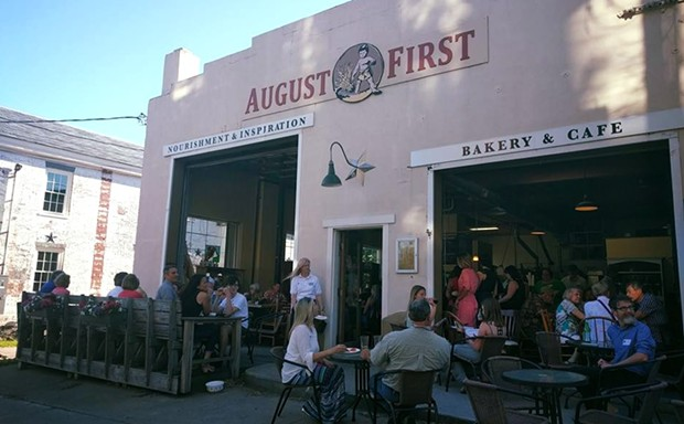 August First Bakery