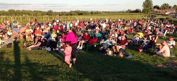 Snow Farm Vineyard Summer Concert Series